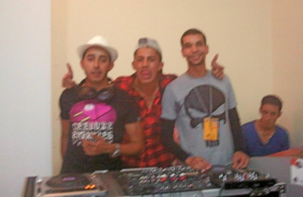 DJ ESSAMO & DJ CLAPS