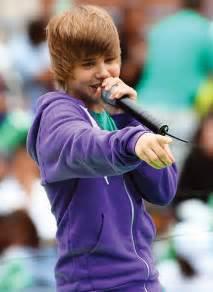 couleurs favoris de Justin Bieber