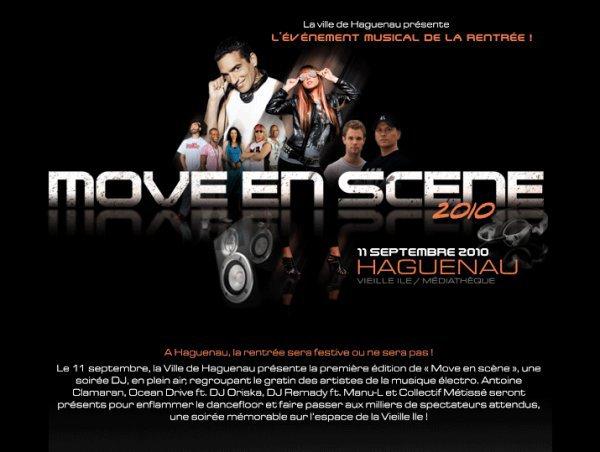 [ Haguenau in the Move ]