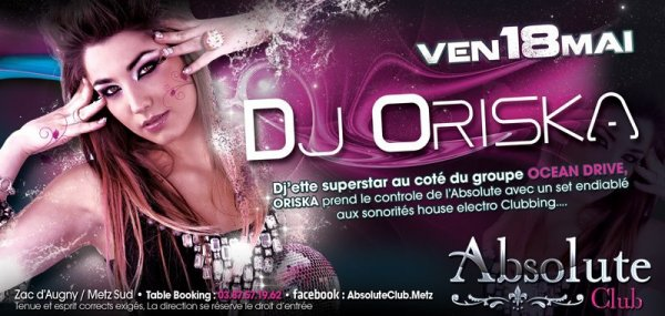[ Live Clubbing @ Absolute Club, Metz ]