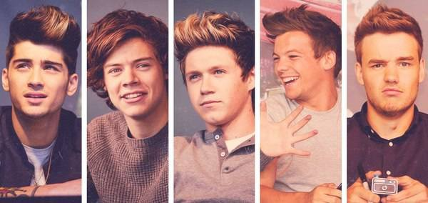 One Direction ou les mecs aux voix parfaites