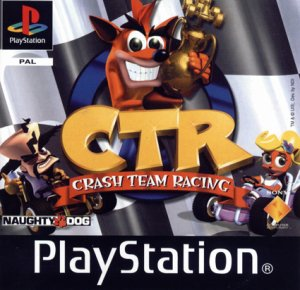 crach team racing