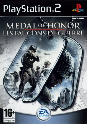 medal of honor les faucons de guerre