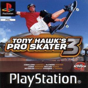 tony hank's pro skater 3