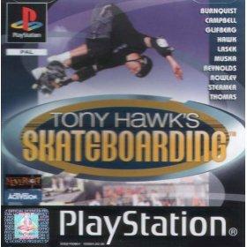 tony hank's skateboarding