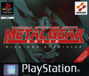 metal gear solid mission speciales