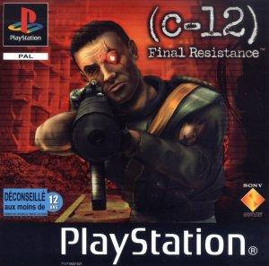 c 12 final resistance