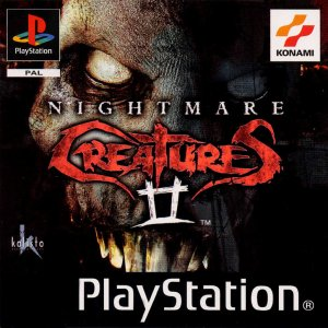 nightmare creatures 2