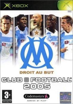 olympique de marseille club football 2005