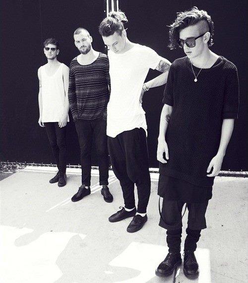 Four boys #6