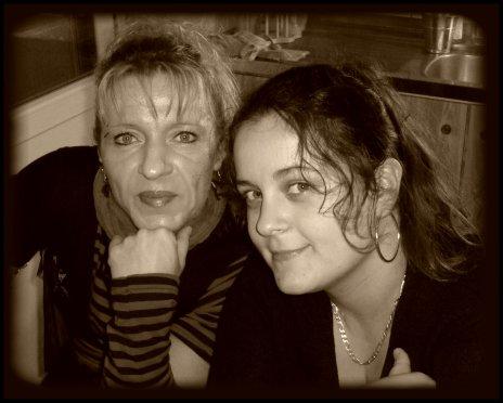 Avec ma fille ...
