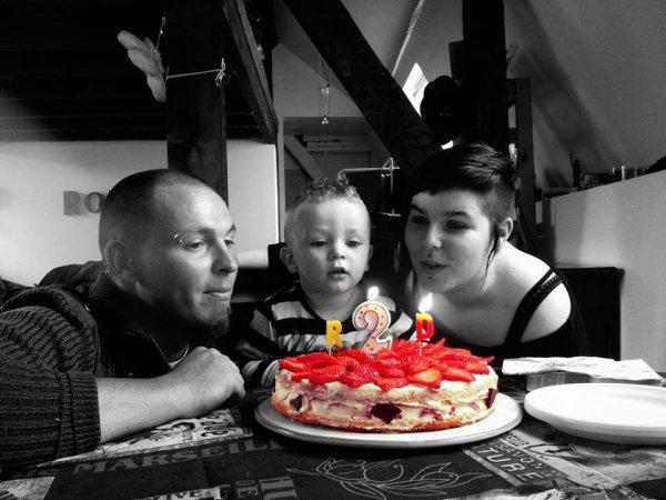 Ma petite famille :)