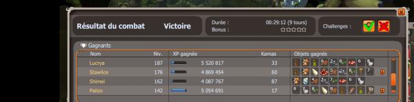 Ougah => 29 min => Chall => 3épines.