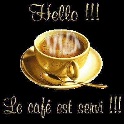 Bon mardi a tous...