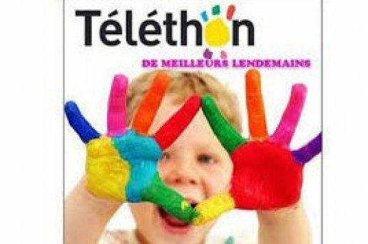 Telethon  composez le 36 37