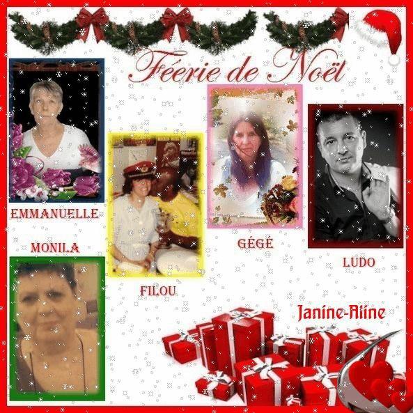 Magnifique kdo de mon amie janine-Aline