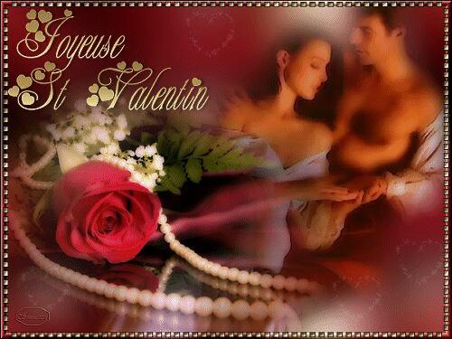 Joyeuse fete de st valentin a tous les amoureux