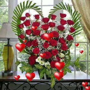 Mille merci marie pour ton joli kdo...kiss