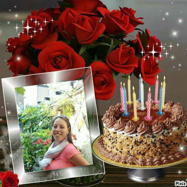 Joyeux anniversaire a ma fille 30 ans le3 octobre