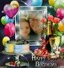 Joyeux anniversaire Marie...plein de bonheur pour toii