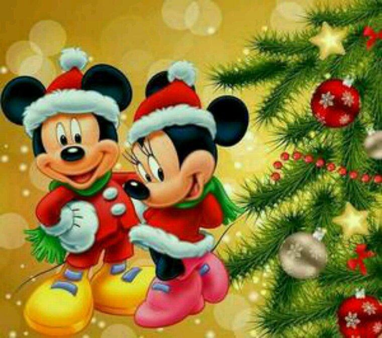 Joyeux Noel a mes petits loulous....