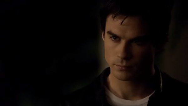 (l) Damon Salvatore (l)
