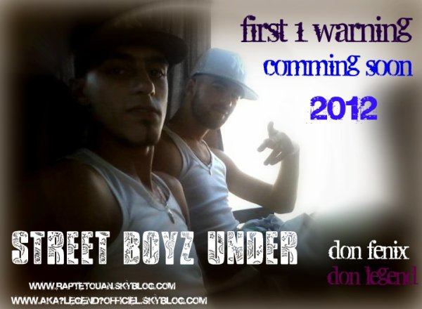 comming soon track first 1 watning de (street boyz under)