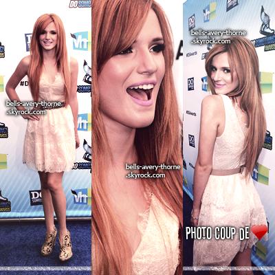 """19 aout 2012 : Bella a participé aux """" 2012 Do Something Awards """""""