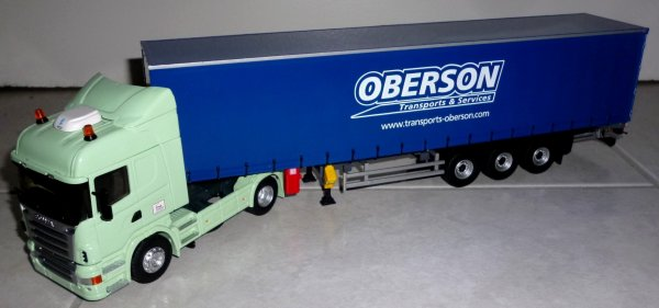 SCANIA R 470 DES TPS OBERSON 1/43