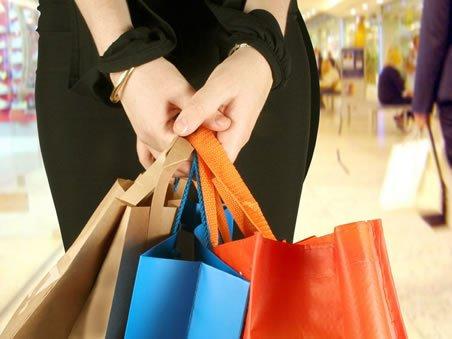 séance shopping et réflexion...