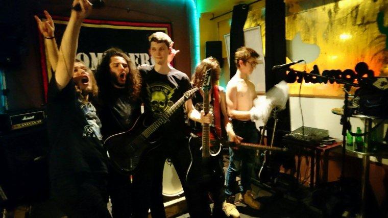 Concert du 29/10/16 @SombreroCafé à Amiens