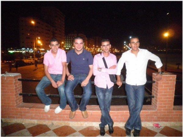 4 amigos                                tanger