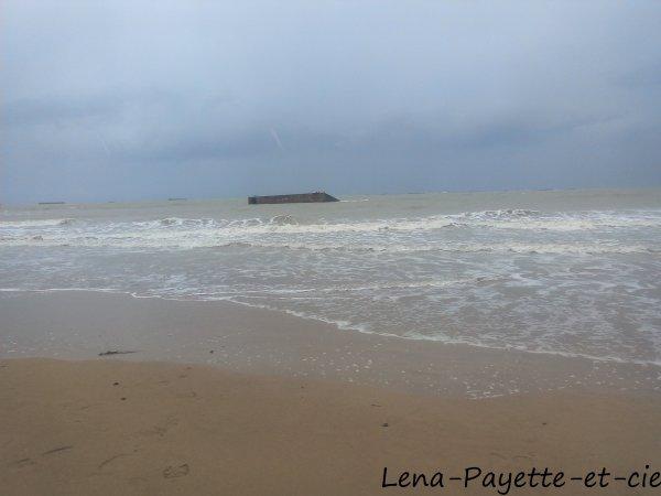Shooting à la mer... déchaînée !
