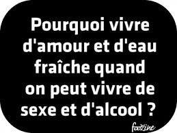 Sexe et Alcool