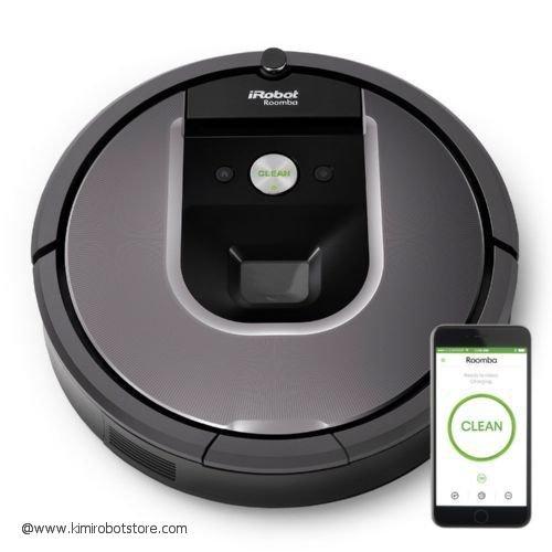 Instant iRobot Roomba 960 Larut, Matang dan Selama