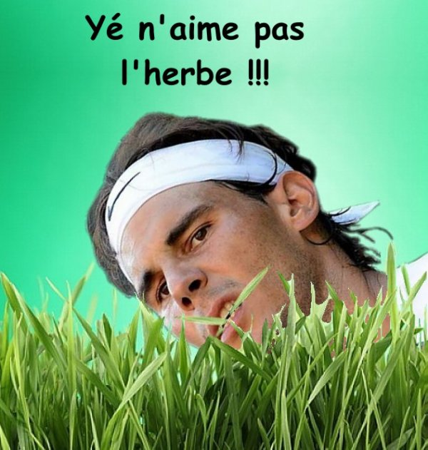 Wimbledon, Nadal sorti au 1er tour !!!