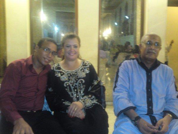 Avec Khti Souaad Aloui