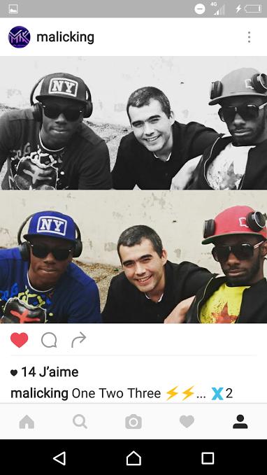 #SKYROCK, Abonne toi à l' INSTAGRAM de @MALICKING #Instagram
