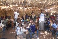 L'ARUée vers Bamako!!!