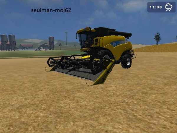 ma ferme dans Landwirtschafts-Simulator 2009