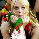 koi !!! une blonde en algerie viva algeria