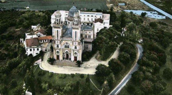 la Basilique de Saint Augustin