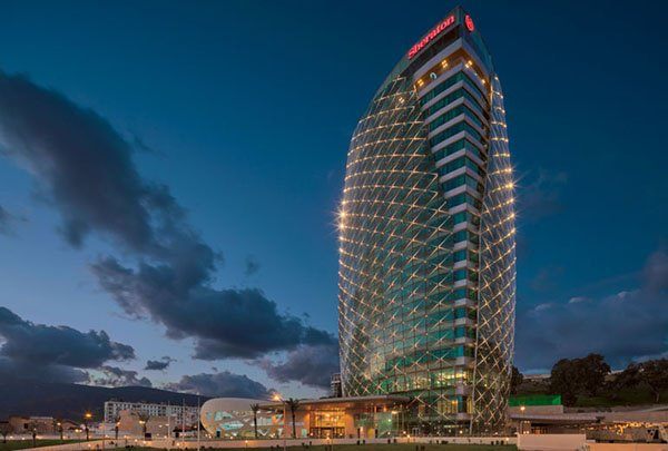 Sheraton Annaba Hotel et HTMIC 2017