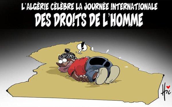 je suis algérien -