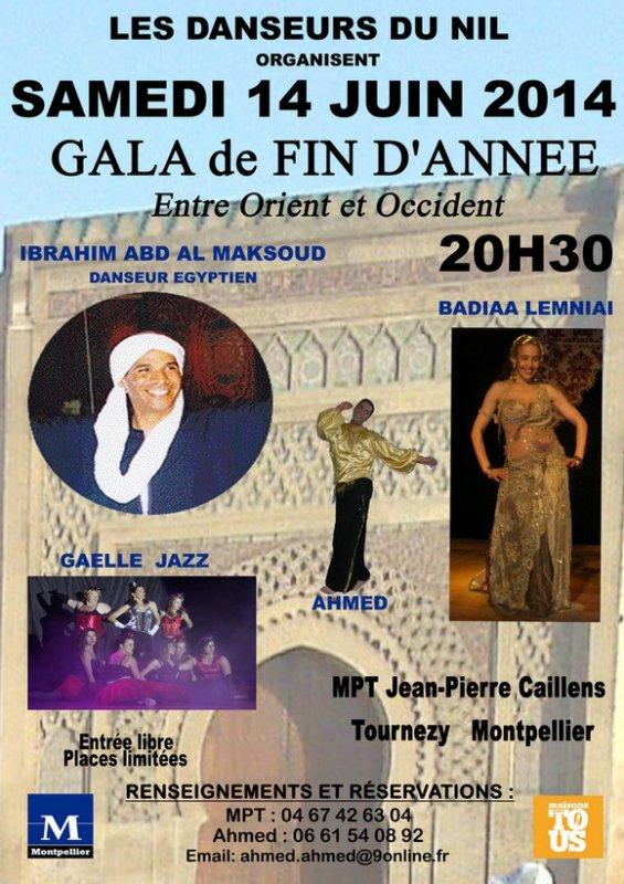 Gala de fin d année 2014
