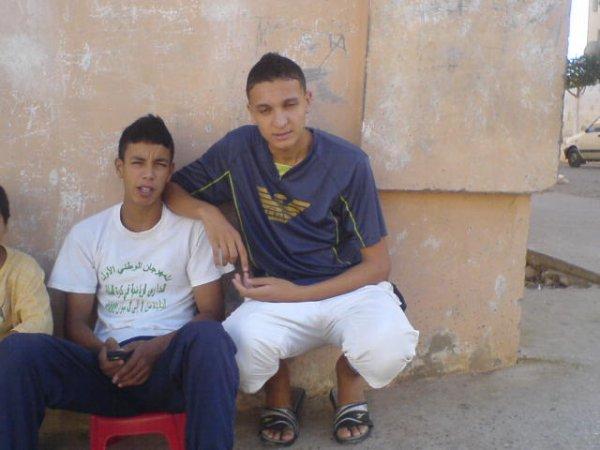 moi et ghalilou