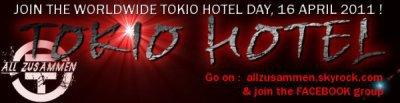 Worldwide Tokio Hotel Day - 16 aprile, BARI