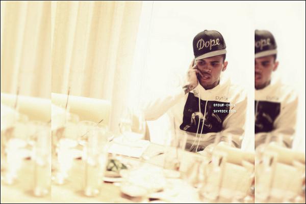 """. NEWS. : D'après le USA Today, pour son prochain album intitulé """"X"""", Chris devrait collaborer avec les producteurs suivants : Timbaland, Danja, Diplo et le duo Da Internz. Ce sixième album s'annonce très Hip/Hop et R&B, un duo avec Rihanna devrait aussi apparaître sur ce prochain opus. HATE OU PAS HATE ? -"""