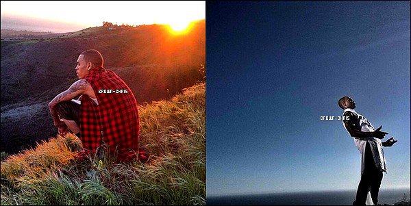 - NEWS. : Chris sur le tournage du clip de Ready, morceau qu'il chante en featuring avec Fabolous.   -
