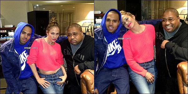 """. NEWS. : Chris, Sean Kingston et Wiz Khalifa aperçus sur le tournage du clip de """"Beat It"""". (Los Angeles)QU'EN PENSEZ-VOUS ? -"""